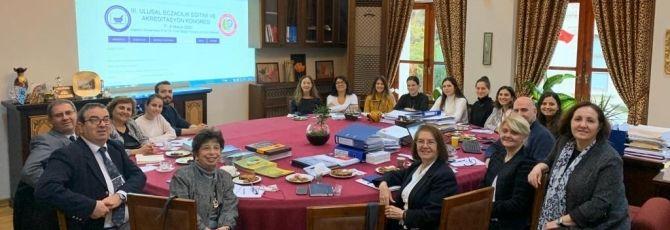 3. Ulusal Eczacılık Eğitimi ve Akreditasyon Kongresi Düzenleme Kurulu Toplantısı yapıldı